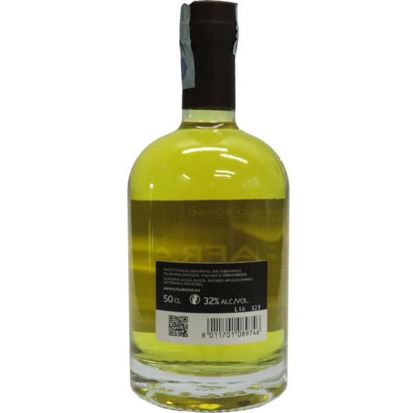 il Filo Rosso, liquore zafferano 50cl versione affinata