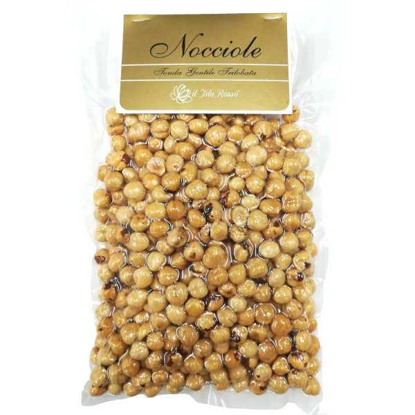 il Filo Rosso, Toasted hazelnuts, 500g